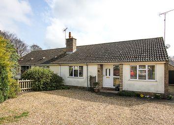 Thumbnail 2 bedroom semi-detached bungalow for sale in Highwood Crescent, Gazeley