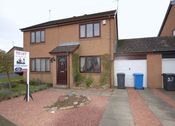 Thumbnail 2 bedroom semi-detached house to rent in Eland Edge, Ponteland, Newcastle Upon Tyne
