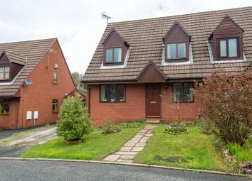 Thumbnail 4 bed semi-detached house for sale in Merewood, Skelmersdale