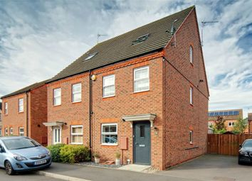 Thumbnail 3 bedroom town house for sale in Jefferson Way, Bannerbrook Park, Coventry, West Midlands