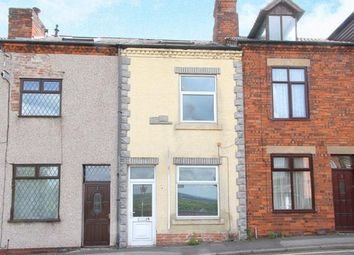 Thumbnail 3 bed terraced house for sale in 5 Middlecroft Road, Staveley, Chesterfield, Derbyshire