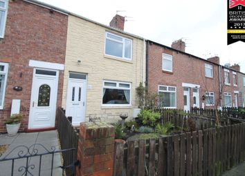 Thumbnail 2 bed terraced house for sale in Hawthorn Road, Ashington, Northumberland