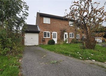 Thumbnail 2 bed semi-detached house for sale in Falcon Way, Ashford