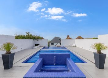 Thumbnail 5 bed detached house to rent in Newlands Road, Rottingdean