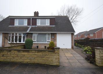 Thumbnail 3 bed semi-detached house for sale in Brindle Court, Brindle Park Drive, Castleford