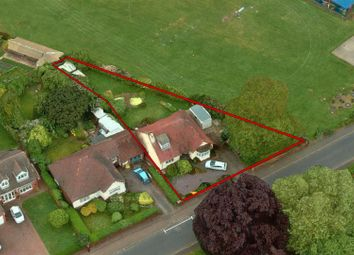 Thumbnail 2 bed detached bungalow to rent in Four Crosses Road, Shelfield, Walsall