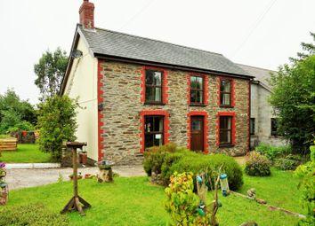 Thumbnail 6 bed detached house for sale in Rhos, Llandysul