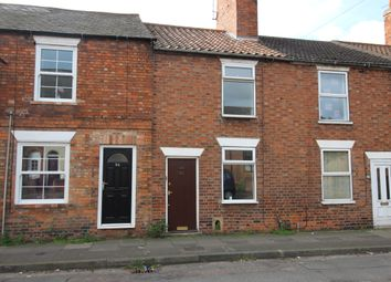 Thumbnail 2 bedroom terraced house to rent in Barnby Gate, Newark