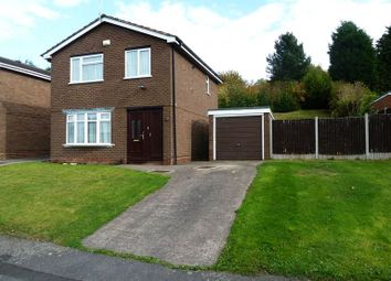 Thumbnail 3 bedroom detached house to rent in Sandmere Rise, Wolverhampton