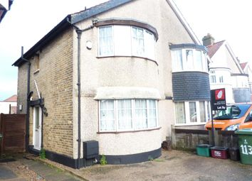 Thumbnail 3 bed semi-detached house to rent in Swanley Road, Welling, Kent