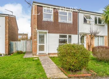 Thumbnail 3 bedroom semi-detached house to rent in Little Breach, Chichester