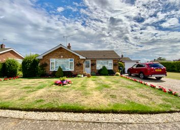 Thumbnail 2 bed detached bungalow for sale in Wades Way, Trunch, North Walsham