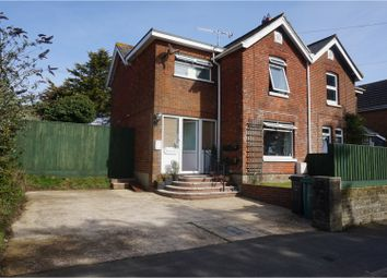 Thumbnail 3 bed semi-detached house for sale in Newport Road, Sandown