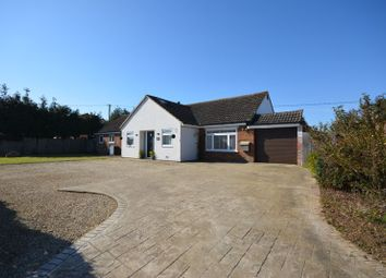 Thumbnail 4 bed detached bungalow for sale in Longworth Road, Charney Bassett, Wantage