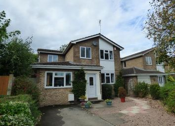 Thumbnail 4 bed detached house for sale in Valley Close, Alsager, Stoke-On-Trent, Cheshire