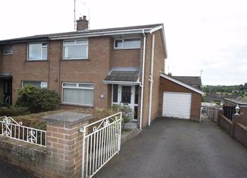 Thumbnail 3 bed semi-detached house for sale in Carlisle Park, Ballynahinch, Down