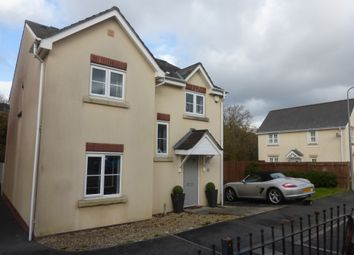 Thumbnail 4 bed detached house for sale in Gelli Deg, Fforestfach, Swansea