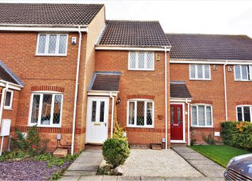 Thumbnail 2 bed terraced house for sale in Shortcroft Court, Barton Le Clay