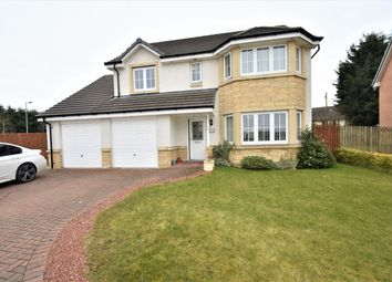 Thumbnail 4 bedroom detached house for sale in Greenoakhill Court, Uddingston