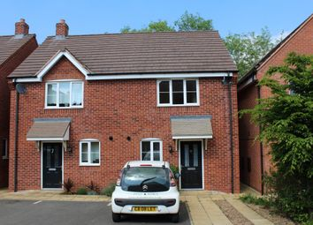 Thumbnail 2 bed property to rent in Nursery Close, Daventry