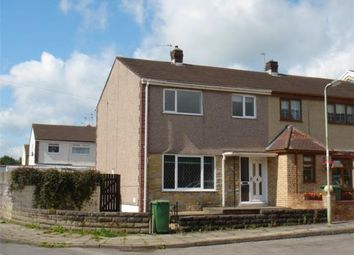 Thumbnail 3 bed semi-detached house to rent in St Annes Drive, Llantwit Fardre