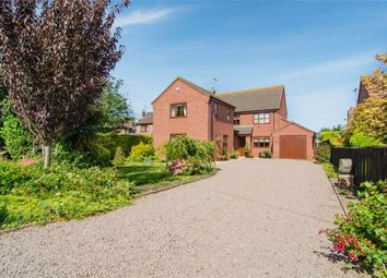 4 bed detached house for sale in Washway Road, Saracens Head, Holbeach, Spalding, Lincolnshire PE12