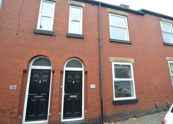 Thumbnail 3 bed terraced house to rent in Hurdsfield Road, Macclesfield