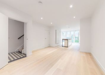 Thumbnail 3 bed terraced house to rent in Starboard Way, Maritime Building, Royal Wharf, London