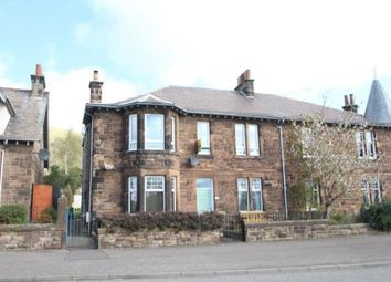 Thumbnail 3 bed flat for sale in Aberdour Road, Burntisland, Fife