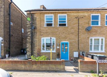 Telegraph Cottages, Chequers Street, Higham, Rochester ME3. 2 bed semi-detached house