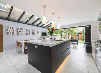 Thumbnail 4 bedroom terraced house for sale in Beaumont Avenue, Richmond, Surrey