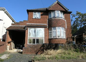 Thumbnail 3 bed detached house for sale in Highfield Crescent, Rowley Regis