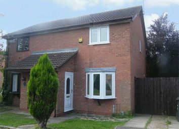 Thumbnail 3 bed semi-detached house to rent in Uldale Way, Gunthorpe, Peterborough