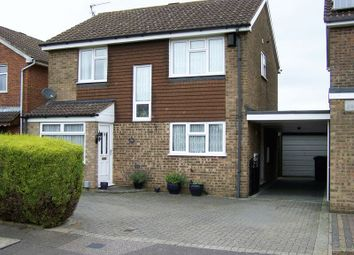 Thumbnail 4 bed detached house for sale in Obelisk Rise, Kingsthorpe, Northampton