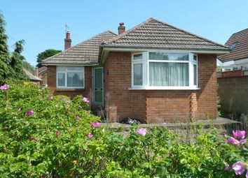 Thumbnail 2 bed detached bungalow for sale in Cranwell Close, Bear Cross, Bournemouth
