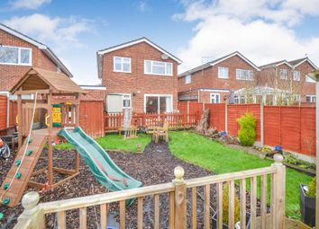 Thumbnail 4 bed detached house for sale in Lothian Close, Bletchley, Milton Keynes
