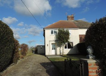Thumbnail 3 bed semi-detached house for sale in Ashby Road, Peatling Parva, Lutterworth