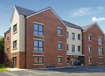 "Thumbnail 2 bed flat for sale in ""Aston Court - Type 4 - Ground Floor"" at Loansdean, Morpeth"