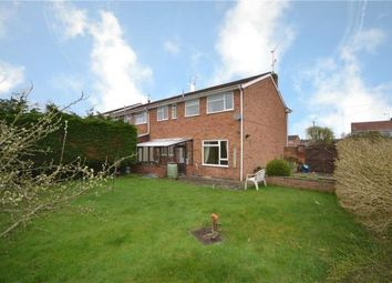Thumbnail 4 bed end terrace house for sale in Christchurch Drive, Blackwater, Camberley