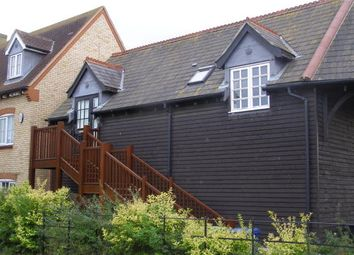 Thumbnail 1 bed maisonette to rent in School Lane, Lower Cambourne, Cambourne, Cambridge