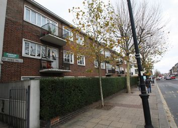 Thumbnail 3 bed flat for sale in St. John's Hill, London