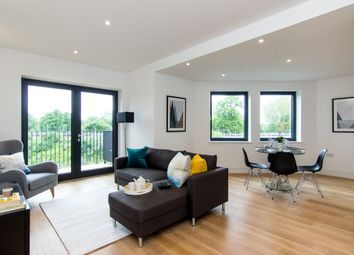 Thumbnail 2 bedroom flat for sale in Merlin House, Belmont Terrace, Chiswick