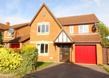 Thumbnail 4 bedroom detached house to rent in Braford Gardens, Shenley Brook End, Milton Keynes