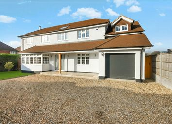 Thumbnail Detached house for sale in Wendover Way, Aylesbury, Buckinghamshire