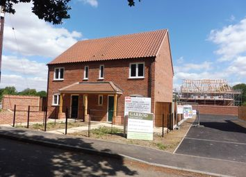 Thumbnail 2 bed semi-detached house for sale in Eastgate Street, North Elmham, Dereham
