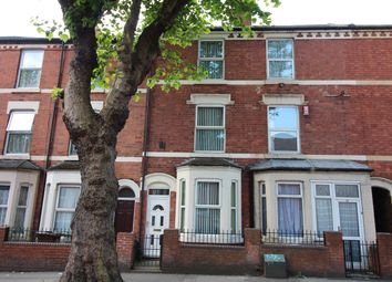 Thumbnail 4 bedroom terraced house for sale in Radford Boulevard, Nottingham