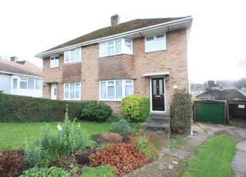 Thumbnail 3 bed semi-detached house for sale in Fernwood Crescent, Southampton