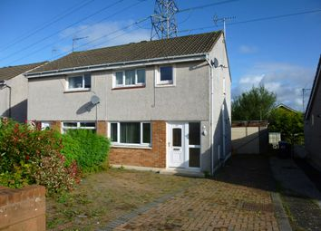 3 bed semi-detached house for sale in Cartha Road, Dumfries DG1
