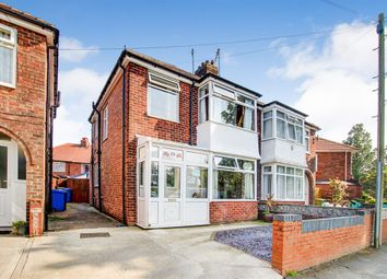 Thumbnail 3 bed semi-detached house for sale in St. Alban Road, Bridlington