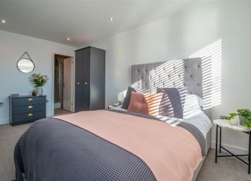 Thumbnail 2 bed flat for sale in Constable Court, Hall Lane, Manchester